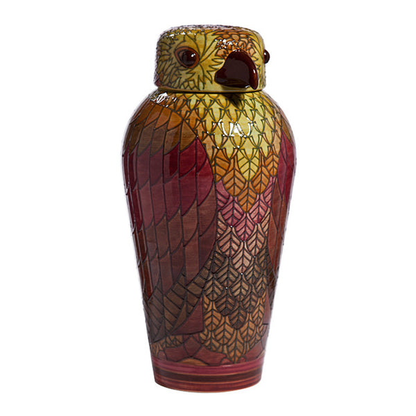 Dennis Chinaworks Owl Later Pomander 12