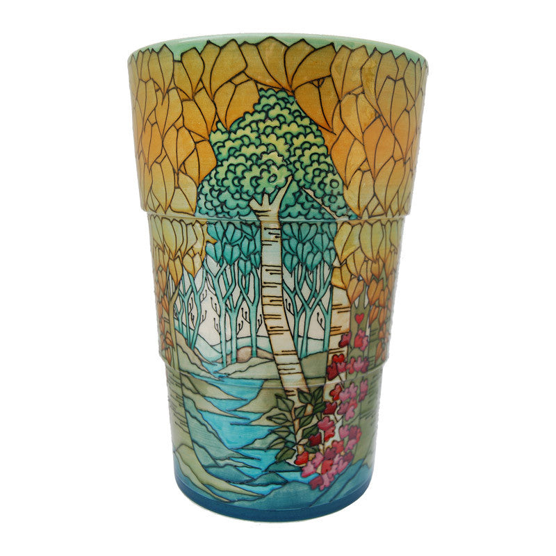 Dennis Chinaworks Trees Tiffany Sidestep 10