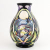 Moorcroft Pottery Shearwater Moon design by Emma bossons