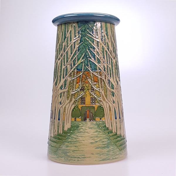 Klimt Avenue vase designed by Sally Tuffin for the Dennis Chinaworks