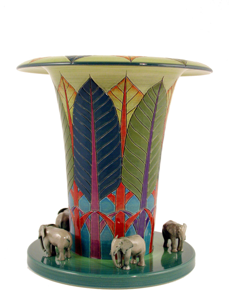 Dennis Chinaworks Elephant Procession