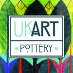 UK Art Pottery logo