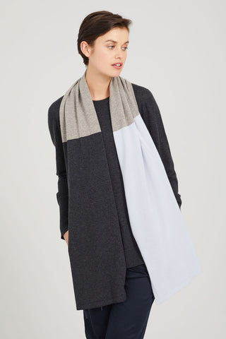 Standard Issue Cashmere Shadow Scarf