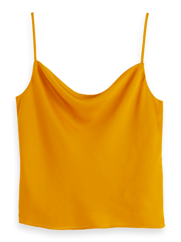 Maison Scotch Gold Cami