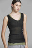 Standard Issue Cotton Tulle Singlet