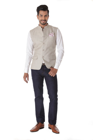 Mens Woolen Waist Coat