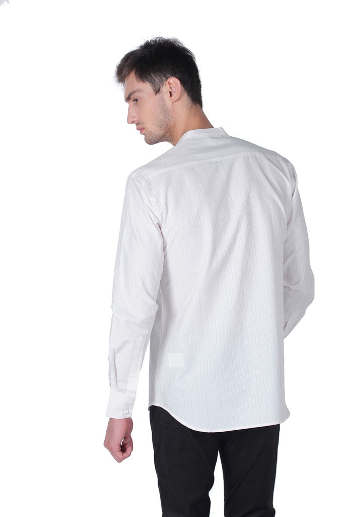 Men's Full Sleeve Cotton Shirt