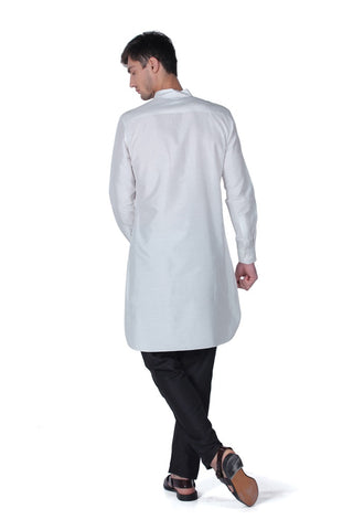 Men's Pathani Cotton Kurta