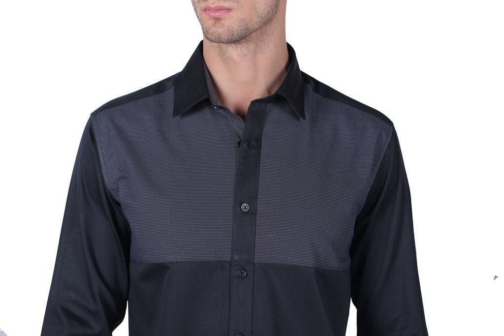 Men's Cotton Full Sleeve Shirt