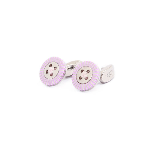 Light Purple Cufflinks