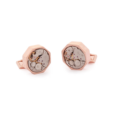 Watch Style Cufflinks
