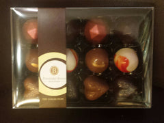 Provender Brown Handmade Bespoke Chocolates
