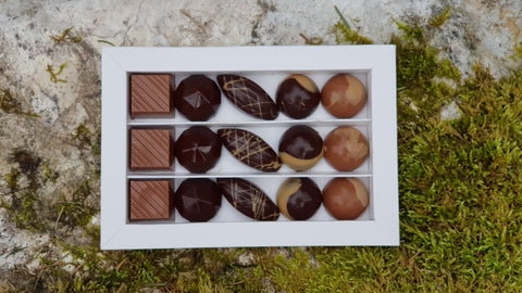 Chocolates of Glenshiel Whisky Selection