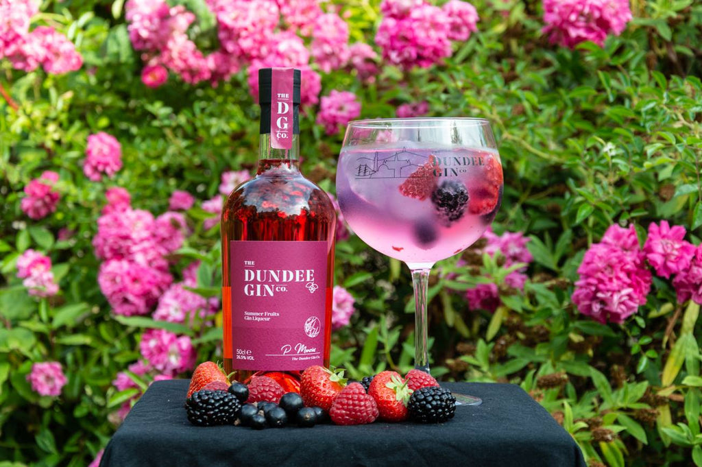 Dundee Summer Fruits Gin Liqueur