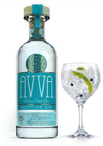 Avva Scottish Gin - 70cl