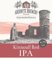 Abernyte Kinnoull Red IPA (6 x 500ml bottles)