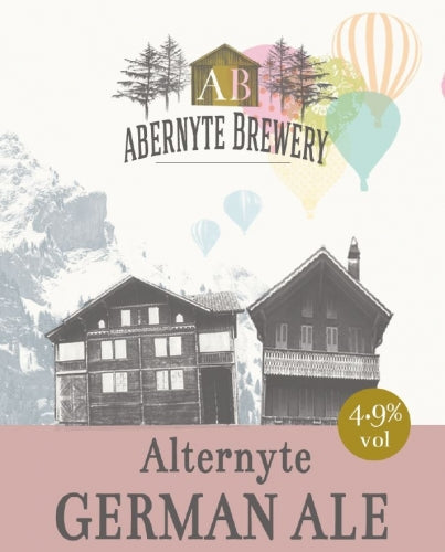 Abernyte Alternyte German Ale (6 x 500ml bottles)