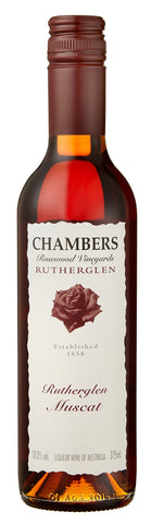 Chambers Rosewood Rutherglen Muscat NV, Victoria, Australia, 37.5cl