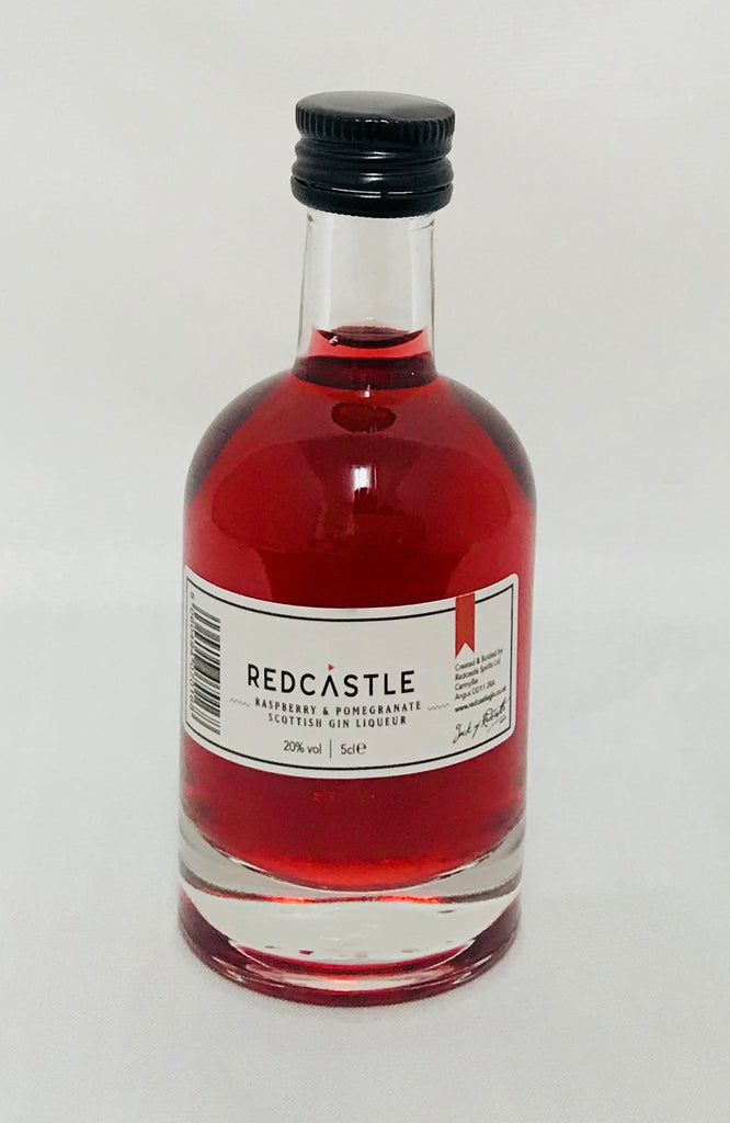 Redcastle Raspberry & Pomegranate Liqueur Miniature
