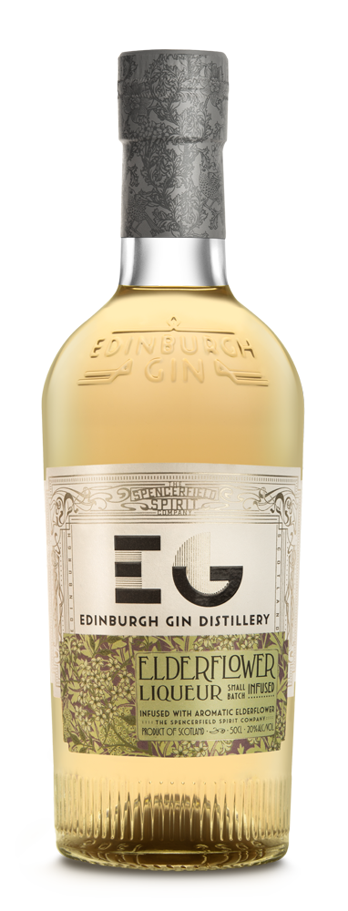 Edinburgh Elderflower Fruit Liqueur - 50cl
