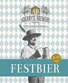 Abernyte Festbier (500ml bottle)