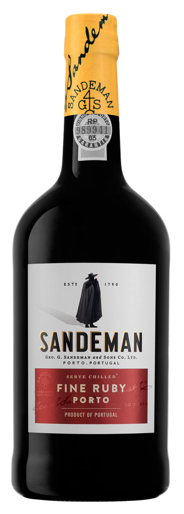 Sandeman Fine Ruby Port, Duoro, Portugal