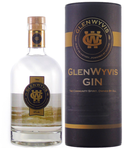 GlenWyvis Original Highland Gin - 70cl