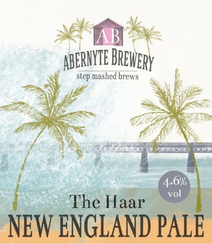 Abernyte The Haar New England Pale Ale (6 x 500ml bottles)