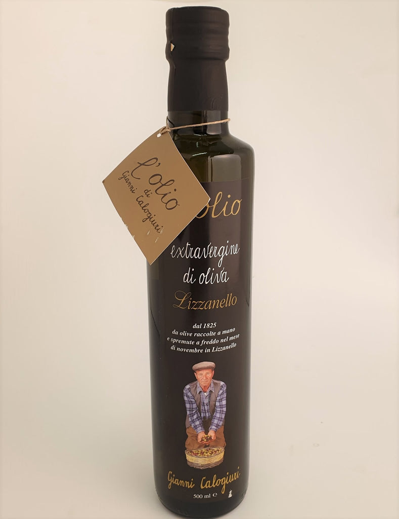 Gianni Calogiui Lizzanello Extra Virgin Olive Oil, 500ml