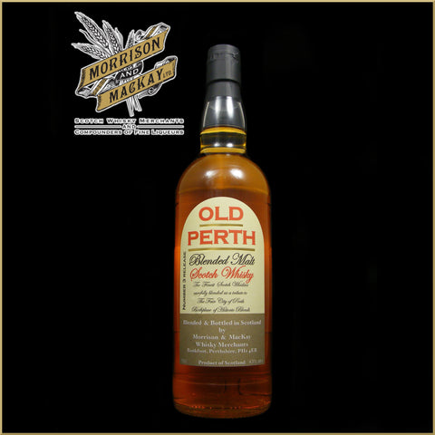 Old Perth Blended Malt Whisky (5th Release) (70cl)