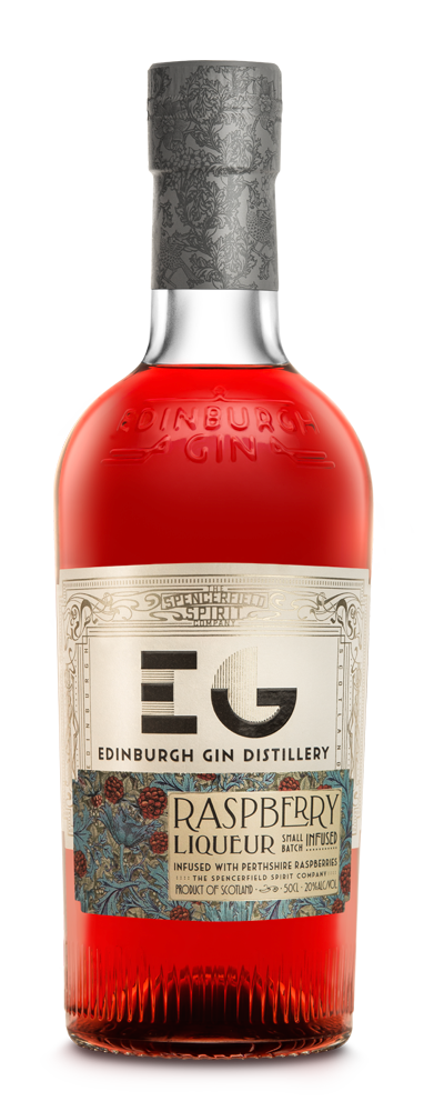 Edinburgh Raspberry Gin Liqueur - 50cl