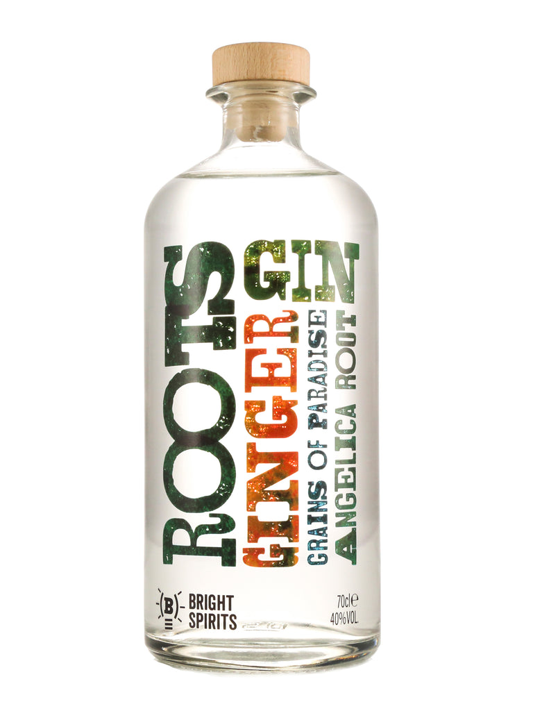 Bright Spirits Roots Gin