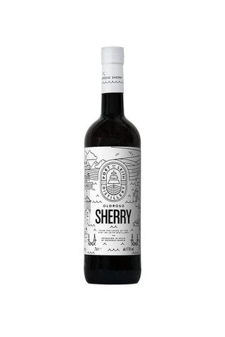 Port of Leith Distillery Olorosso Sherry