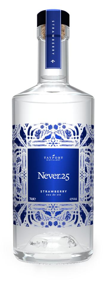 Never.25 Strawberry Eau  de Vie