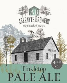 Abernyte Tinkletop Session Pale Ale (500ml bottle)