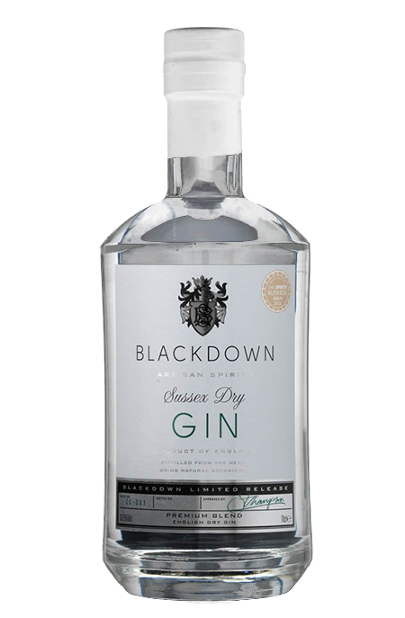 Blackdown Sussex Dry Gin - 70cl