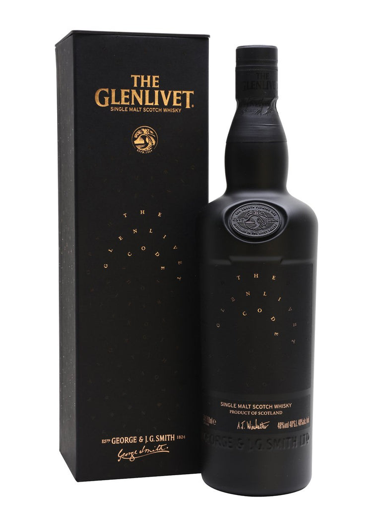 The Glenlivet Code