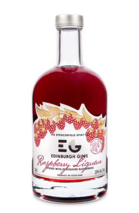 Edinburgh Raspberry Gin Liqueur - 20cl
