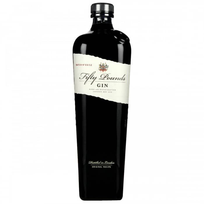 Fifty Pounds Gin - 70cl