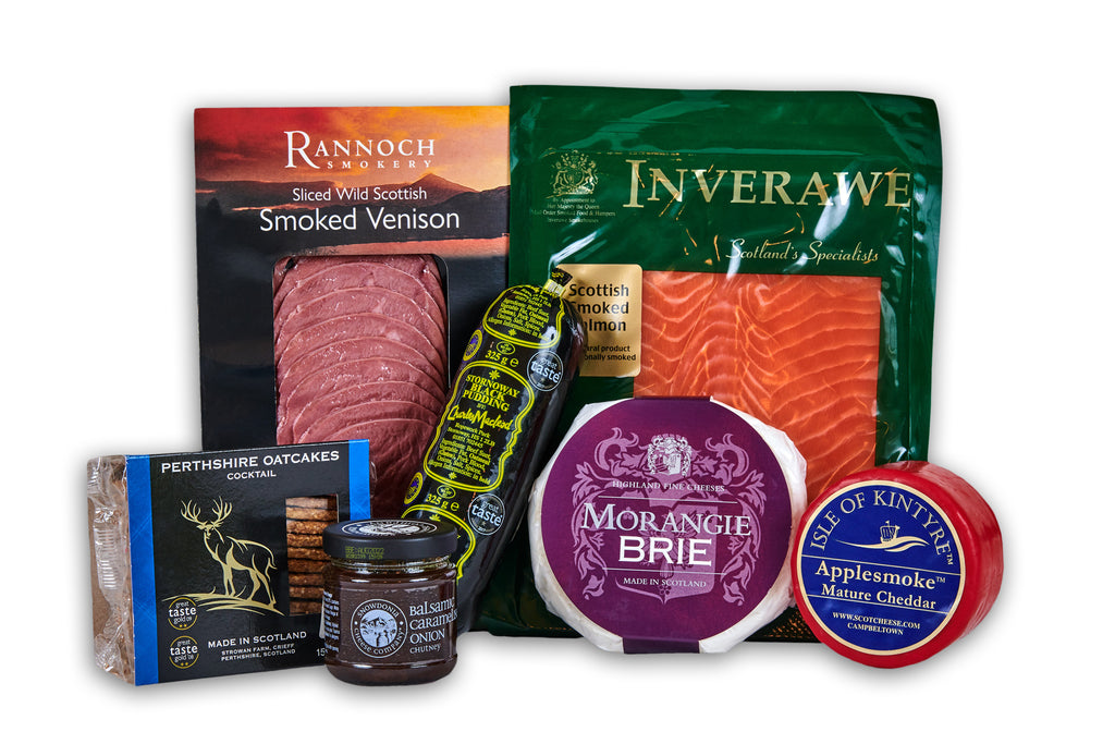 Rivers & Moors Scottish Hamper