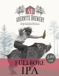 Abernyte Fullbore IPA (6 x 500ml bottles)