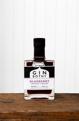 Gin Bothy Blueberry Gin Liqueur - 50cl