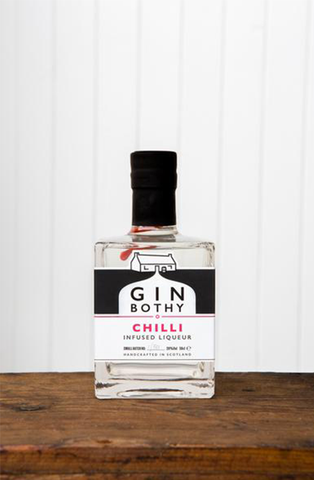 Gin Bothy Chilli Gin Liqueur - 50cl
