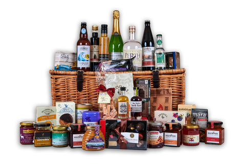 Celebration of Scotland Deluxe Hamper