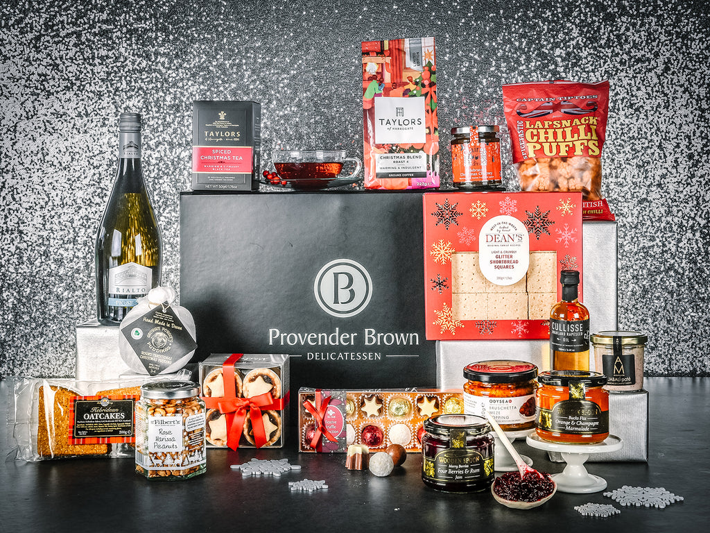 Holy Night Festive Hamper