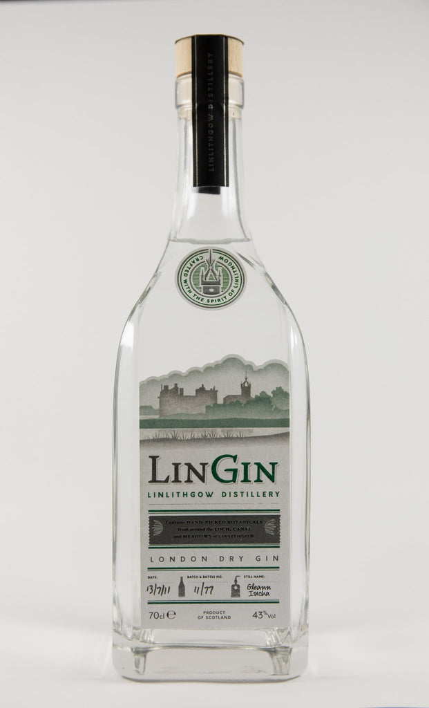 Linlithgow Distillery LinGin 70cl