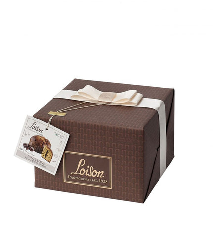 Loison Genesi Regal Chocolate Cream Panettone 600g
