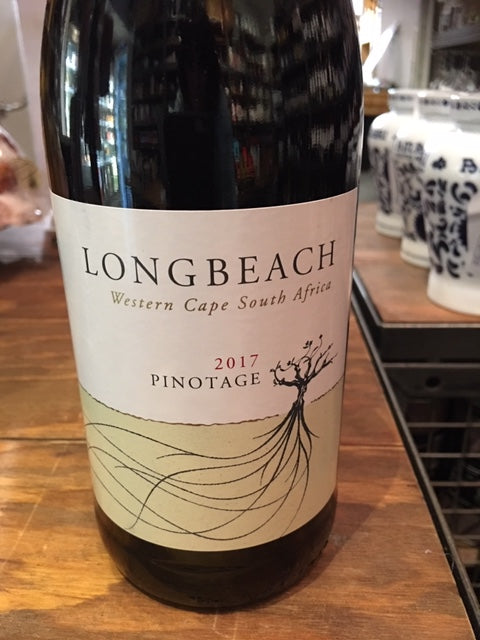 Long Beach Pinotage, Robertson, South Africa, 2017