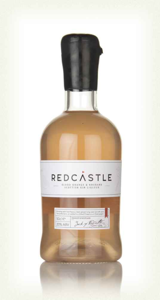 Redcastle Blood Orange & Rhubarb Liqueur