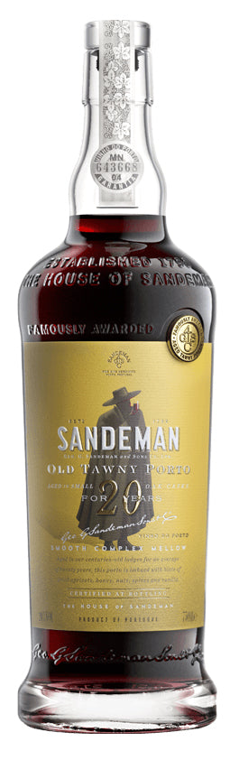 Sandeman 20 Year Old Tawny Port, Duoro, Portugal